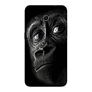 Stylish King Kong Blue Eyes Back Case Cover for Galaxy Core 2