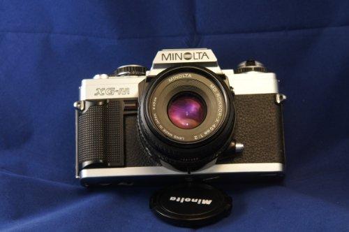 Lowest Price! Minolta XG-M