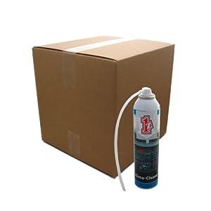 einszett 961108 Klima-Cleaner Air Conditioner Cleaner - 8.5 fl. oz., (Pack of 20) by einszett