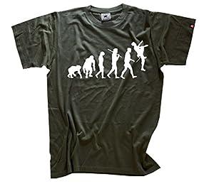 Standard Edition Klettern Evolution T-Shirt S-XXL Olive M