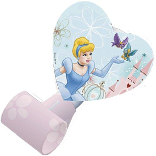 Cinderella Party Favors - Cinderella Blowouts - 8 Count