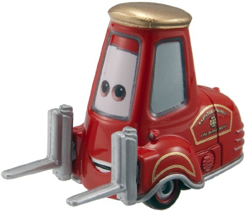 Cars Tomica Rescue Go-Go Guido (Fire Engine Type) - 1