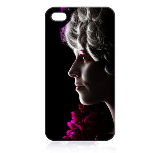 Hunger Game Hard Case Cover for Iphone 4 4s 4th Generation - Free Plastic Retail Packaging Box