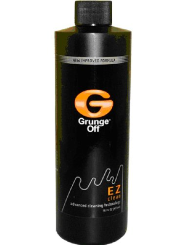 Grunge Off EZ Clean Pipe Cleaner 16oz Glass,