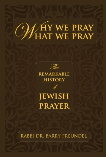 how to pray jewish