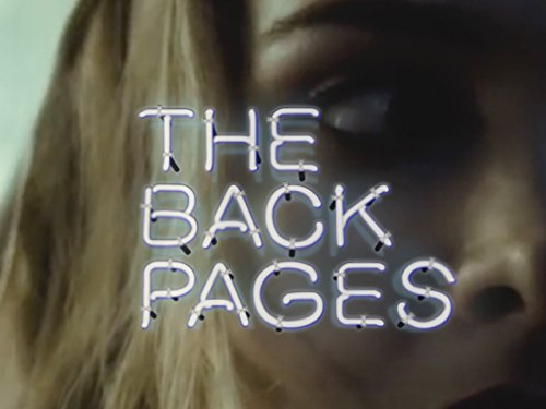 The Back Pages - Season 1