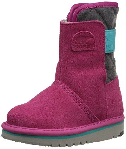 Sorel Childrens Newbie - Stivali da Neve Bambina, Rosa (Glamour 640Glamour 640), 30 EU