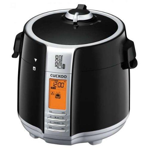 Steam Pressure Cooker: CUCKOO CPC-A2510F Steam Pressure Cooker 10 Cup (2.5L