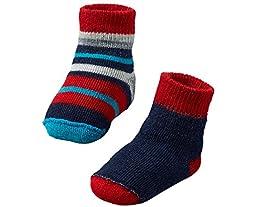 Smartwool Bootie Batch Socks (Deep Navy Heather) 6M
