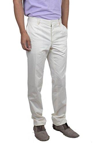 Dolce & Gabbana Men's Flat Front Dress Pants