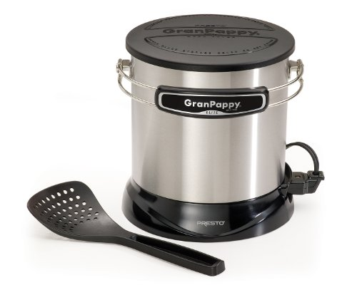 Presto Gran Pappy Elite Electric Deep Fryer