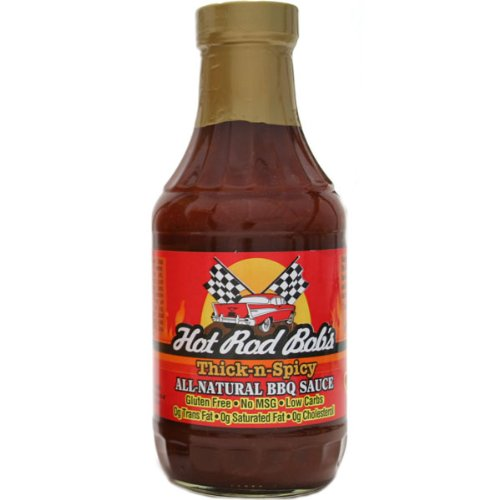 Thick N Spicy Barbecue Sauce 3 Pack