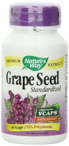Nature's Way Grape Seed, 60