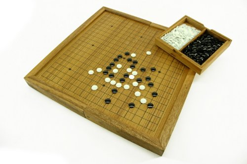 go-game-wooden-board
