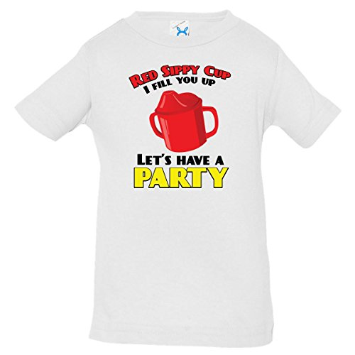 Red Sippy Cup front-135484