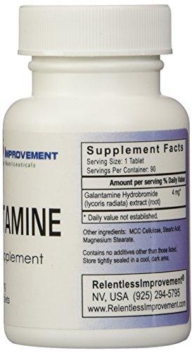Galantamine And Choline Supplement
