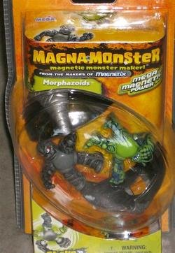 Mega-Magna Monster Maker &quot;Morphazoids&quot;