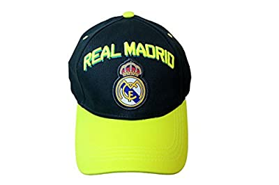 Real Madrid Authentic Official Licensed Soccer Cap One Size -001