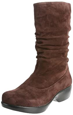 Dansko Women's Aurora Boot,Brown,41 M US