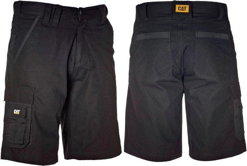 Caterpillar 1820908 DL SHORT / Mens Shorts / Shorts (Waist 32 inch) (BLACK)