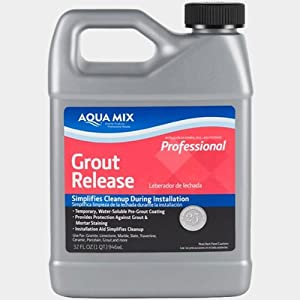 Aqua Mix Grout Release - Gallon