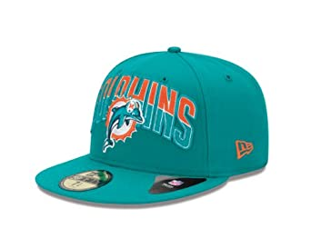 NFL Miami Dolphins 2013 Draft 59FIFTY Fitted Cap by New Era