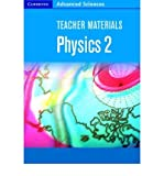 Teacher Materials Physics 2 CD ROM (Cambridge Advanced Sciences) (CD-ROM) - Common