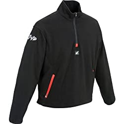 Joe Rocket Honda Racing Men's Fleece Fashion Jacket - Black