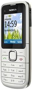 Nokia C1-01 Téléphone portable GPRS Bluetooth Gris doux