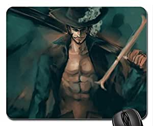 Amazon.com : Dracule Mihawk Mouse Pad, Mousepad : Office Products