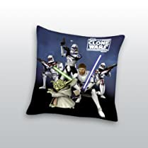 Large Star Wars the Clone Wars Stuffed Cushion 40 x 40 CM 25003