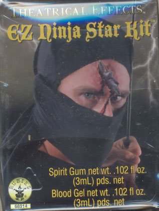 Rubie's Costume Co Ez Ninja Star Costume - 1