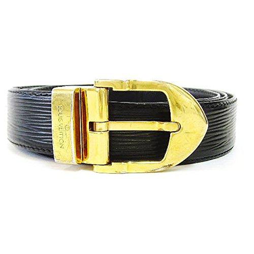 Louis Vuitton(ルイヴィトン) エピ メンズベルト ノワールM68332 小物 [中古]