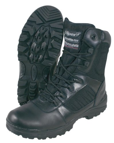 Viper Tactical Security Patrol Airsoft Boots Size 10
