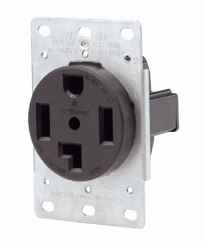 Range Replacement Plug Receptacles  Leviton 071