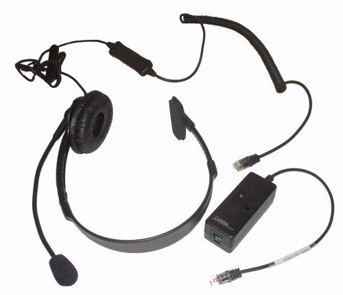 Callstel Telefon-Komfort-Headset