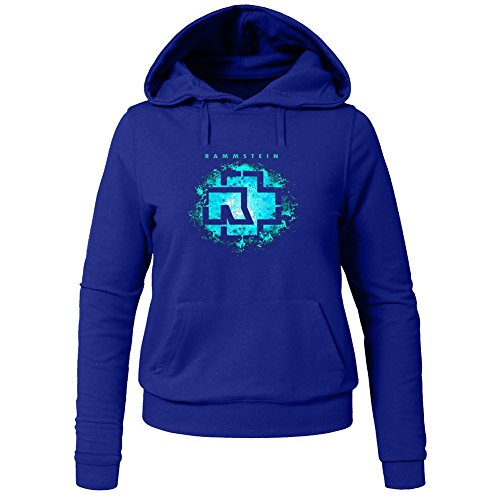 Classic Rammstein Logo For Ladies Womens Hoodies Sweatshirts Pullover Outlet