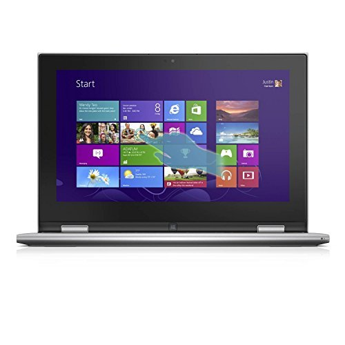 Dell Inspiron 11.6-Inch 2 in 1 Convertible Touchscreen Laptop, i3147-3750sLV