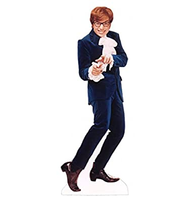 Austin Powers - Advanced Graphics Life Size Cardboard Standup