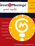 img - for Great Meetings! Great Results by Dee Kelsey book / textbook / text book
