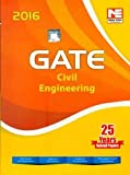 GATE-2016: Civil Engineering Solved Papers
