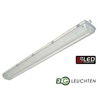 FL-150-LED-S2/ (7112)(LM) LED Feuchtraumwannenleuchte inkl. LED ...
