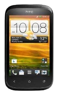 HTC Desire C A320E (Stealth Black)