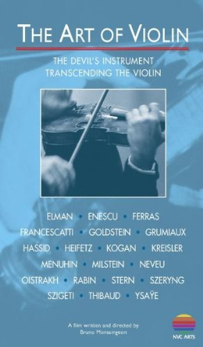 The Art of Violin: The Devil's Instrument & Transcending the Violin [VHS]