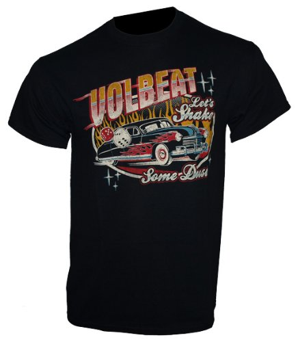 Volbeat - T-Shirt Car and dice taglia L - Band maglietta