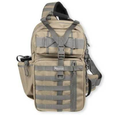 Maxpedition Kodiak Gearslinger Backpack - Khaki Foliage