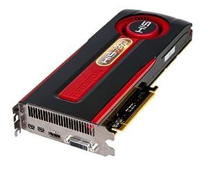 HIS Radeon HD 7970 3 GB GDDR5 Eyefinity 2x Mini-Displayport HDMI DL DVI-I HDCP PCI Express 3.0 X16 Graphics Card H797F3G2M