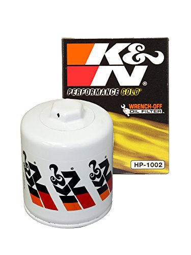 K&N HP-1002 Performance Wrench-Off Oil Filter (2002 Saturn Sl Oil Filter compare prices)