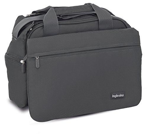 inglesina-ax90d0gra-my-baby-bag-borsa-fasciatoio-nero-grafite
