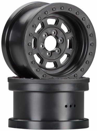 Axial AX08141 2.2 Trail Ready HD Series Wheels, Black (2-Piece)